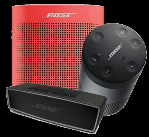 Bose Soundlink Revolve Vs Mini Ii Vs Color Ii Can The