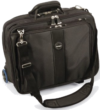 Rolling Laptop Bags  What s Great 406544f8d9c19