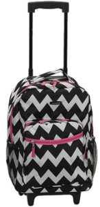 d3805cf9c106 Our Advice on the Most Durable Rolling Backpacks for Kids ...